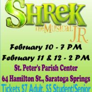 Shrek Jr. Performance