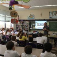 SCC Middle School Welcomes Librarian, Trevor Oakley