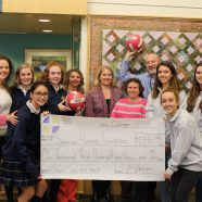 Volleyball Donates to Mollie Wilmot 2018