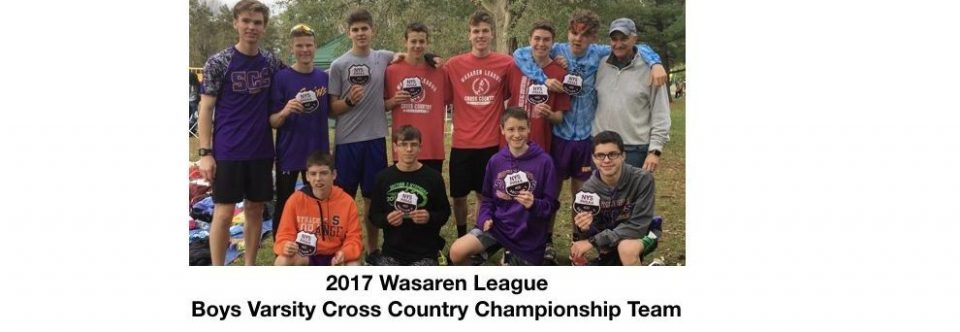 Boys CC Champs 2017