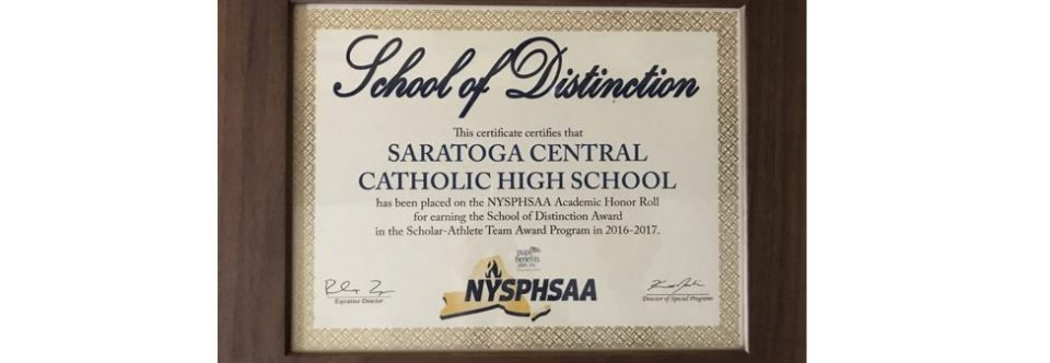 School of Distinction 2016-17